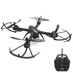 billige Fjernstyrte quadcoptere og multirotorer-RC Drone YiZHAN i8H 4 Kanal 6 Akse Med HD-kamera Fjernstyrt quadkopter Fjernstyrt Quadkopter Brukerhåndbok Blader