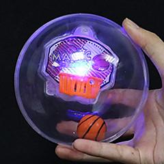 Rubik kocka YIJIATOYS Sima Speed Cube Stresszoldó Rubik-kocka Ujjbáb Műanyagok Földgömb Ajándék