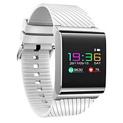 tanie Inteligentne zegarki-Inteligentne Bransoletka na iOS / Android Pulsometry / Pomiar ciśnienia krwi / Spalonych kalorii / Długi czas czuwania / Ekran dotykowy Krokomierz / Powiadamianie o połączeniu telefonicznym