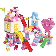 역할 놀이 대리석 트랙 세트 교육용 장난감 장난감 3D 플라스틱 고품질 1 조각 크리스마스 어린이날 선물