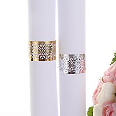 Papel papelão Guardanapos de casamento-Peça/ Conjunto anéis de guardanapo