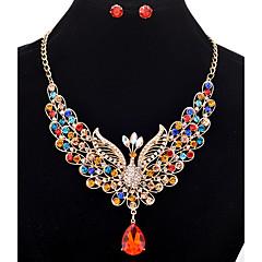 cheap -Women's Stud Earrings Pendant Necklaces Chain Necklaces Synthetic Diamond Rhinestone Personalized Luxury Unique Design Animal Design