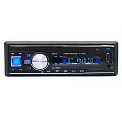 cheap -12V Car Audio Radio Stereo 10m Transmit Distance FM Bluetooth V2.0 USB SD Mp3 Player AUX Mic Hands-free with Remote Control
