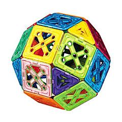 Bausteine Magnetische Blöcke Magnetische Gebäude-Sets Spielzeuge Kreisförmig Stücke Kinder Geschenk