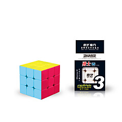 cheap -Magic Cube IQ Cube QI YI Warrior 3*3*3 Smooth Speed Cube Magic Cube Puzzle Cube Kid's Adults' Toy Boys' Girls' Gift