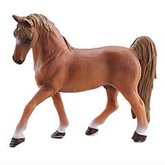 Tier-Actionfiguren Spielzeuge Pferd Tiere Tiere Simulation Teen Stücke