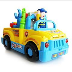 Opwindspeelgoed Speelgoedauto's Truck Constructievoertuig Speeltjes Vrachtwagen Speeltjes Kunststoffen Stuks Niet gespecificeerd Geschenk