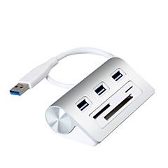 3 Porty USB Hub USB 3.0 Se čtečkou karet (y) Funkce HOLD Ochrana vstupu Ochrana proti přepětí Data Hub