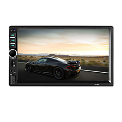 7018b 2 din bluetooth Auto Radio video autoradio fm aux usb sd hd Touchscreen am rds Musik Filmspieler