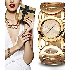 Women's Sport Watch Dress Watch Fashion Watch Wrist watch Unique Creative Watch Chinese Quartz Chronograph Shock Resistant Large Dial