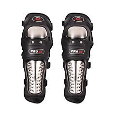 tanie Wyposażenie ochronne-Pro-biker motocyklowe ochraniacze kolanowe ochraniacze kolanowe joelheiras de motocross ce strażniki wyścigowe ze stali nierdzewnej