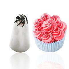 billige Bakeredskap-Bakeware verktøy Rustfritt Stål + A-klasse ABS Dagligdags Brug Cake Moulds 1pc