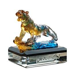 Diy bil ornamenter tiger parfyme bil anheng&Ornamenter glass