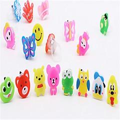 tanie Zabawki nowoczesne i żartobliwe-Oświetlenie LED Prezenty bożonarodzeniowe Świecące zabawki Zabawki Oświetlenie Silicon Rubber Silikonowy Dla dzieci Dla dziewczynek 10