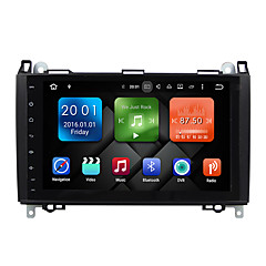 cheap Car DVD Players-9 Inch Quad Core Android 6.0.1 Car Multimedia Audio GPS Player System No DVD 2GB RAM Built in Wifi&3G EX-TV DAB for BENZ B200 DY9001