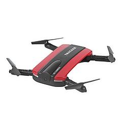 billige Fjernstyrte quadcoptere og multirotorer-RC Drone JXD 523 Tracker 4 Kanaler 6 Akse 2.4G Med HD-kamera 0.3MP Fjernstyrt quadkopter FPV Hodeløs Modus Flyvning Med 360 Graders Flipp