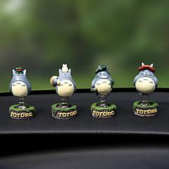 DIY automotive ornamenter søt tegneserie kreativ vårdukke bil anheng&Ornamenter harpiks