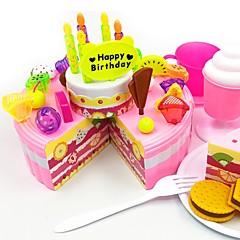 Sada na domácí tvoření Vzdělávací hračka Toy kuchyňských sestav Toy Foods Hračky Jídlo Hračky Udělej si sám Chlapci Dívčí Pieces