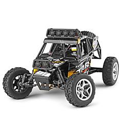 billige Fjernstyrte biler-Radiostyrt Bil WL Toys 18428 2.4G 4WD Høyhastighet Driftbil Off Road Car Fjellklatring Bil Buggy (Off- Road) 1:18 Børste Elektrisk 40 KM