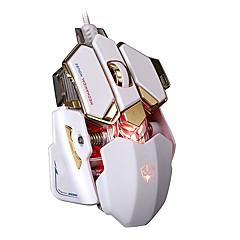 billiga Möss-M601 Kabel Gaming Mouse DPI justerbar bakgrundsbelyst Multifunktion 500/1250/2000/4000