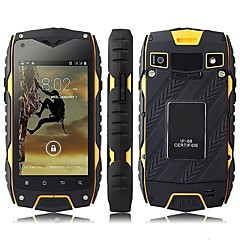 billiga Mobiltelefoner-JEEP Z6 4.0 tum 3G smarttelefon (512MB + 4GB 2 MP MediaTek MT6572 2500 mAh)