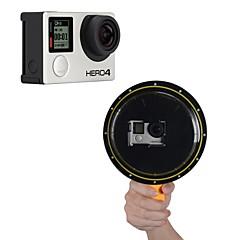 Waterproof 防水ハウジング ケース 防水, のために-アクションカメラ,Gopro 4 Gopro 3 Gopro 3+ 水泳 潜水 屋外 樹脂