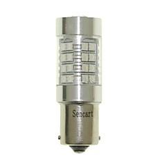 Sencart 1pcs 1156 Ba15s P21W  Bulb Led Car Turn Signal Light Backup Light Bulb Lamps(White/Red/Blue/Warm White) (DC/AC9-32V)