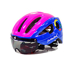 Bike Helmet CE Certification Cycling 10 Vents Mountain Ultra Light (UL) Sports Unisex EPS PC Mountain Cycling Road Cycling Cycling