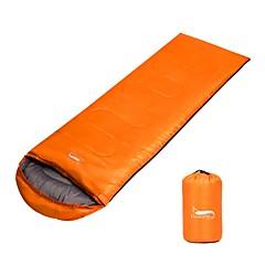 Schlafsack Rechteckiger Schlafsack -15 -25 0°C warm halten Verstellbare Größe Atmungsaktiv Klappbar 225X75 Camping & Wandern