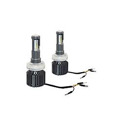 billige Frontlykter til bil-H8 9006 9005 H11 H4 H7 H9 D15S / C D15R D14S / C D14R D13S / C D13R D12S / C D12R H10 Bil Elpærer 36W W Høypresterende LED 4000lm lm