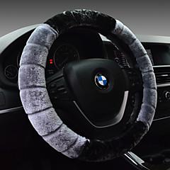 billige Rattovertrekk til bilen-bil ratt deksler (plysj) for universelle alle år generelle motorer en