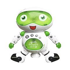 Robot RC LZ444-6 Les Electronics Kids ABS En chantant Danse Marche Parlant Télécommande Multifonction