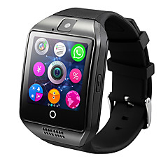 cheap -Smartwatch Q18 for Android iOS Bluetooth Heart Rate Monitor Waterproof Sports Calories Burned Camera Timer Pedometers Alarm Clock