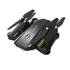 RC Drone TKKJ TK116 4 Kanaler 6 Akse 2.4G Med 720 P HD-kamera Fjernstyrt quadkopter Høyde Holding WIFI FPV Wide Angle Camera En Tast For