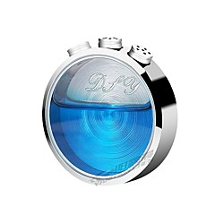 billiga Luftrenare till bilen-bil luftutlopp grill parfym kvarts glas rostfritt stål bil luftrenare