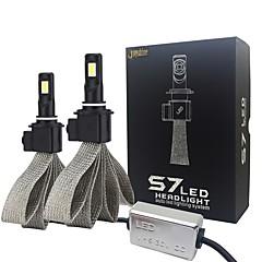저렴한 -9006 모터사이클 전구 60W W 통합 LED 6400lm lm 4 헤드램프