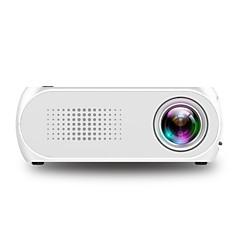 yg320 lcd mini-projektori hvga (480x320) projectorsled 600
