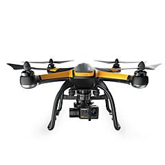 Drone H109S 4 canaux Avec Caméra HD 1080P Tenue de hauteur Retour Automatique Mode Sans Tête Avec Caméra Quadri rotor RC Télécommande