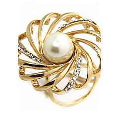 Dame Nåler Imitert Perle Mote Klassisk Imitert Perle Legering Smykker Smykker Til Daglig Avslappet