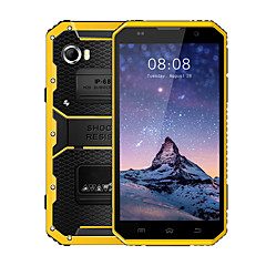 billiga Mobiltelefoner-E&L W9 5.6-6.0 6.0 tum 4G smarttelefon ( 2GB + 16GB 8 MP MediaTek MT6753 4000 mAh )
