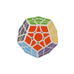 billiga Leksaker och spel-Rubiks kub QIYI Megaminx 3*3*3 Mjuk hastighetskub Magiska kuber Stresslindrande leksaker Pusselkub professionell nivå Present Unisex
