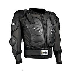 tanie Wyposażenie ochronne-jazda konna motocykl wyścigowy kurtka motocross pełny ciało pancerza klatki piersiowej kręgosłupa