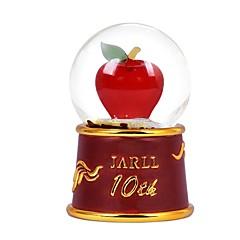 Baller Musikk boksen Leketøy Sylinder-formet Glass EVA Resin Deler Unisex Bursdag Valentinsdag Gave