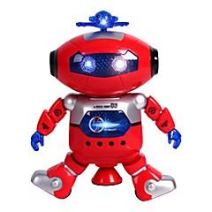 Robot RC LZ444-3 Les Electronics Kids ABS En chantant Danse Marche Parlant Télécommande Multifonction