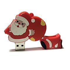4gb crăciun usb flash drive desene animate creative santa claus Crăciun cadou usb 2.0