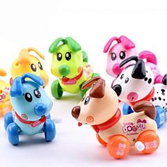 Educatief speelgoed Opwindspeelgoed Speelgoedauto's Speeltjes Honden Kunststoffen Stuks Niet gespecificeerd Geschenk