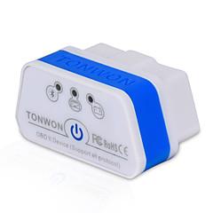 tonwon 2 bt3.0 elm327 obd2 אבחון סורק bluetooth3.0 לבדוק מנוע המכונית תמיכה כל פרוטוקולי obdii עבור אנדרואיד