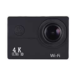 cheap Sports Action Cameras-16MP 4K FHD 1080P 2.0 LCD WIFI Sports Action Camera Aerial Camera High Frame Rate Motion DV Waterproof 45 Meters Diving Camera