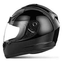 풀 페이스 요새 릴렉스드 피트 튼튼한 오토바이 헬멧