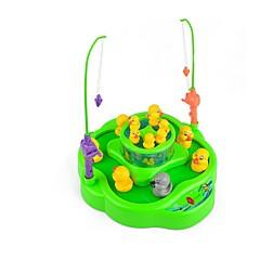 Angeln Spielzeug Spielzeuge Kreisförmig Fische Kinder 1 Stücke